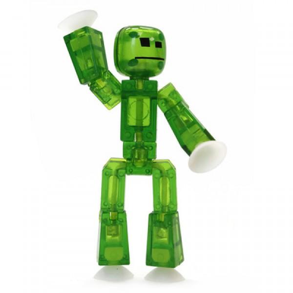 Фигурка для анимационного творчества Stikbot Зеленый