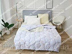 Зимнее теплое двойное одеяло. 175х210.Холлофайбер., фото 2