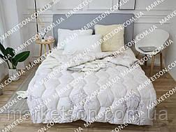Зимнее теплое двойное одеяло. 175х210.Холлофайбер., фото 3