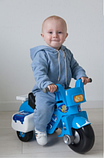 Комбинезон слип детский с подкладкой на молнии, хлопок 100%, рост 80, 8-12 мес., фото 2