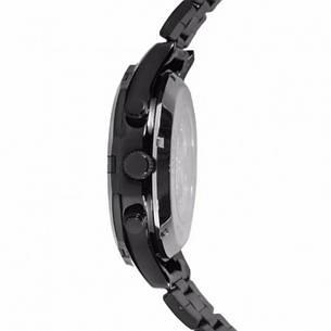 Мужские механические наручные часы в стиле Winner Skeleton Luxury Black, фото 2
