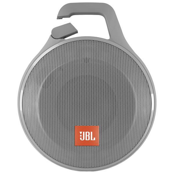 Портативная колонка JBL Clip plus Grey