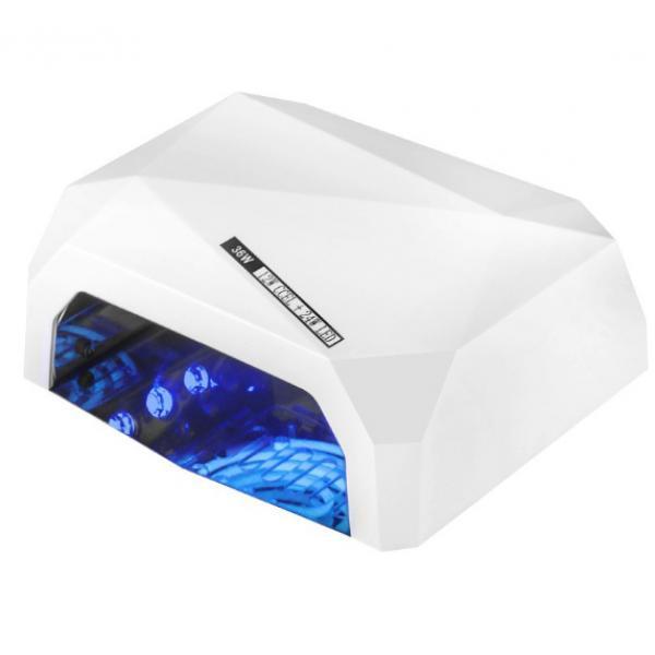 Уфо лампа для ногтей 36W Diamond White