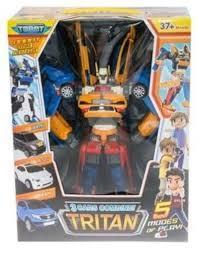 Тобот Тритан 3 в 1 арт.507