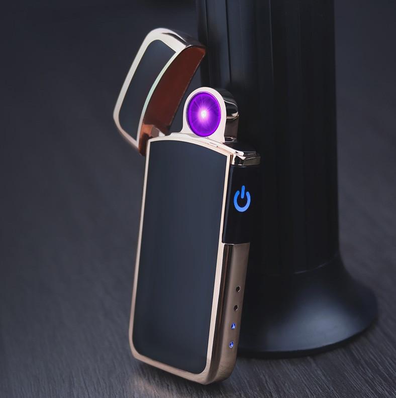 Электроимпульсная USB зажигалка Magic Portal 096_1