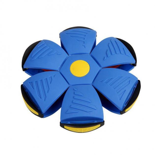 Мяч Phlat Ball трансформер Blue