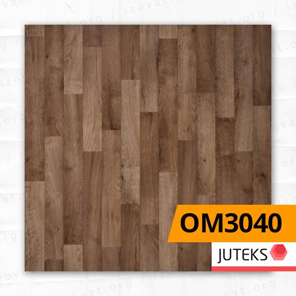 Лінолеум ПВХ Juteks Optimal MARRON 3040; 2.0/0.4 - напівкомерційний. Купити в Києві.