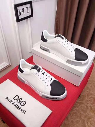 Кеды мужские Dolce & Gabbana, фото 2