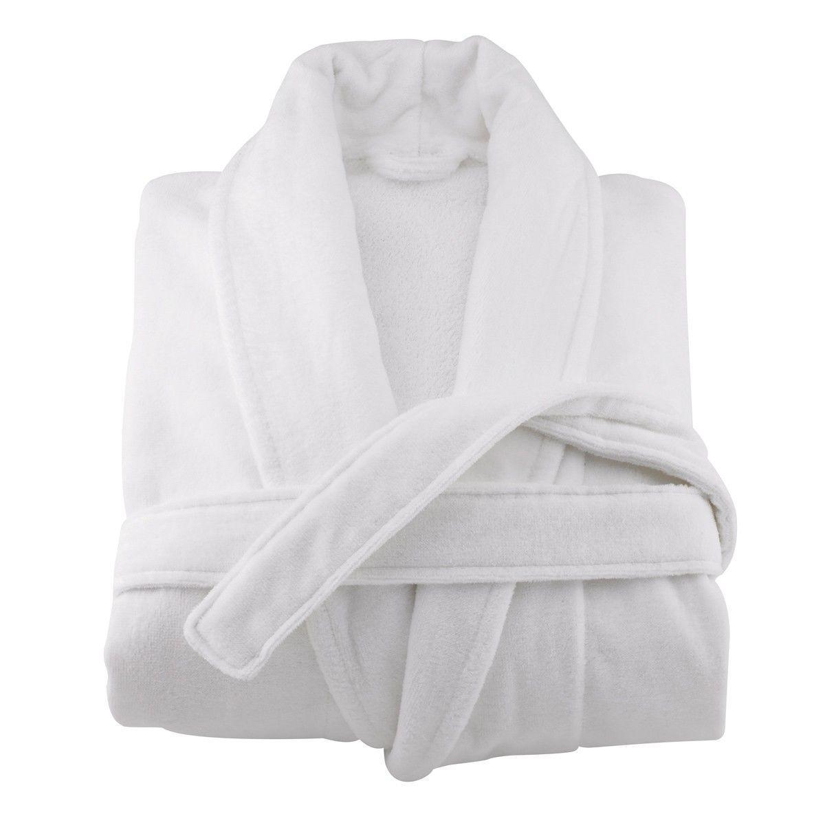 Махровый халат для отеля HOTEL SPA S-M (44-46) Турция