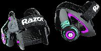 Роликовые коньки Razor Jetts Heel Wheels (25073250) Purple