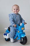 Комбинезон слип детский с подкладкой на молнии, хлопок 100%, рост 92, возраст 18-24 мес., фото 2