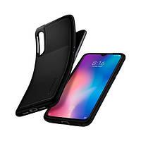 Накладка для Xiaomi Mi 9 Spigen Armor Black