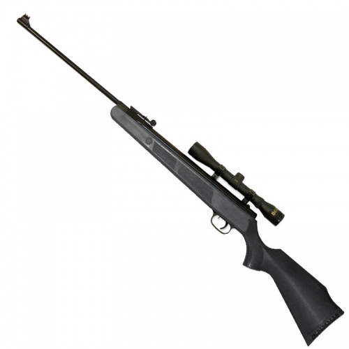 Гвинтівка пневматична з оптичним прицілом Beeman Wolverine (4х32, 4.5 мм)