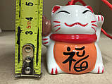 Колокольчик Счастливый кот, фото 5