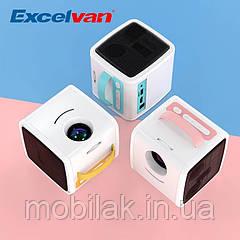 Excelvan Q2 мини-проектор