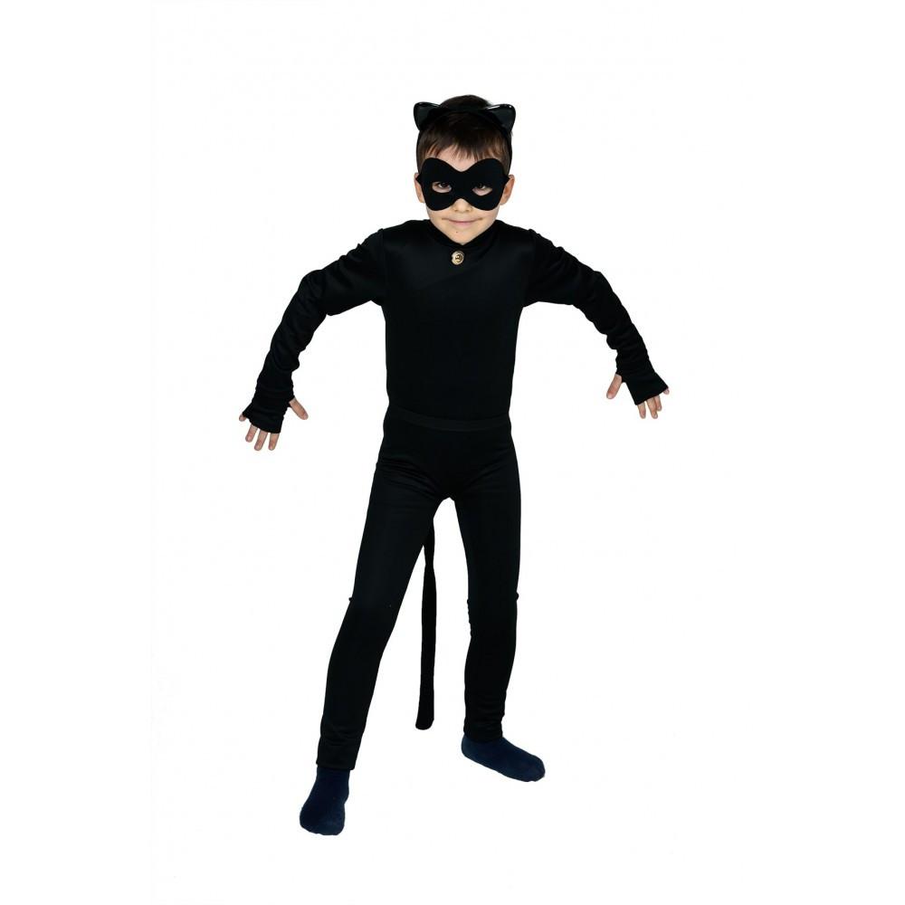 Детский карнавальный костюм Супер Кота для мальчика
