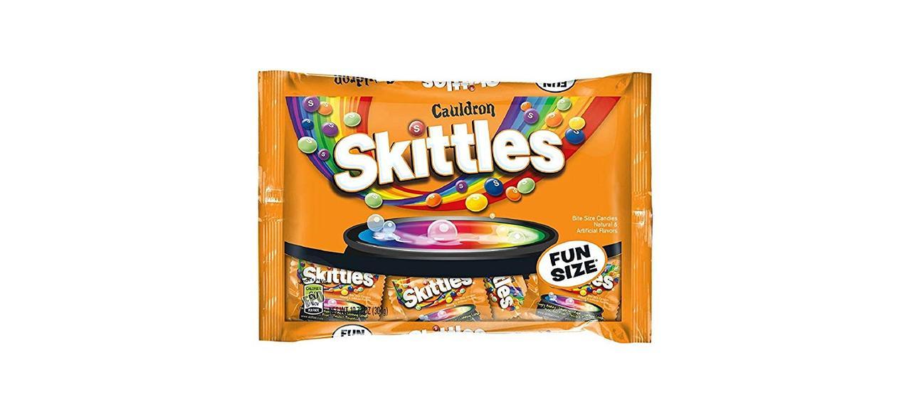 Конфеты Skittles Cauldron Fun Size 304 g