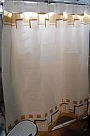 Штора для ванної душа Miranda 180х200см, фото 1