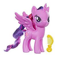 Игрушка My Little Pony-Игрушка Фигурки Пони 15 см E6847 6 INCH TWILIGHT SPARKLE