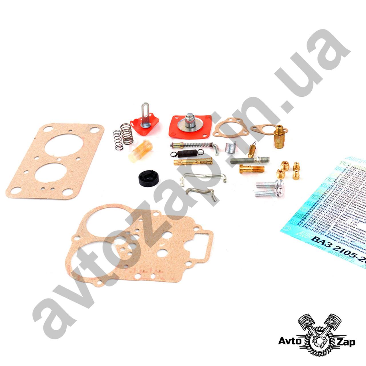 Ремкомплект карбюратора  ВАЗ 2107  22436