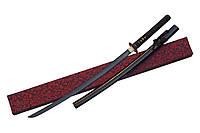 Японский самурайский меч Катана (Воин), элитный подарок настоящему мужчине