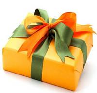 Подарки при оформлении заказа от 1000 грн