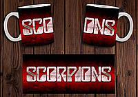 """Чашка """"Scorpions"""" №1"""
