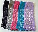 Носки для йоги и танцев с пальцами MS-2135 (полиэстер, хлопок, PVC, р-р 36-41, цвета в ассортименте), фото 5