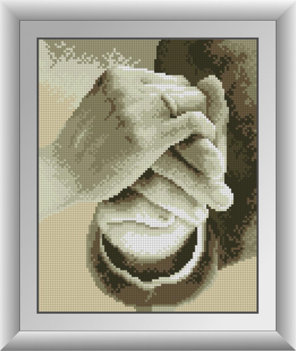 Набор алмазной живописи Счастливый день Dream Art 30082 (24 x 30 см)