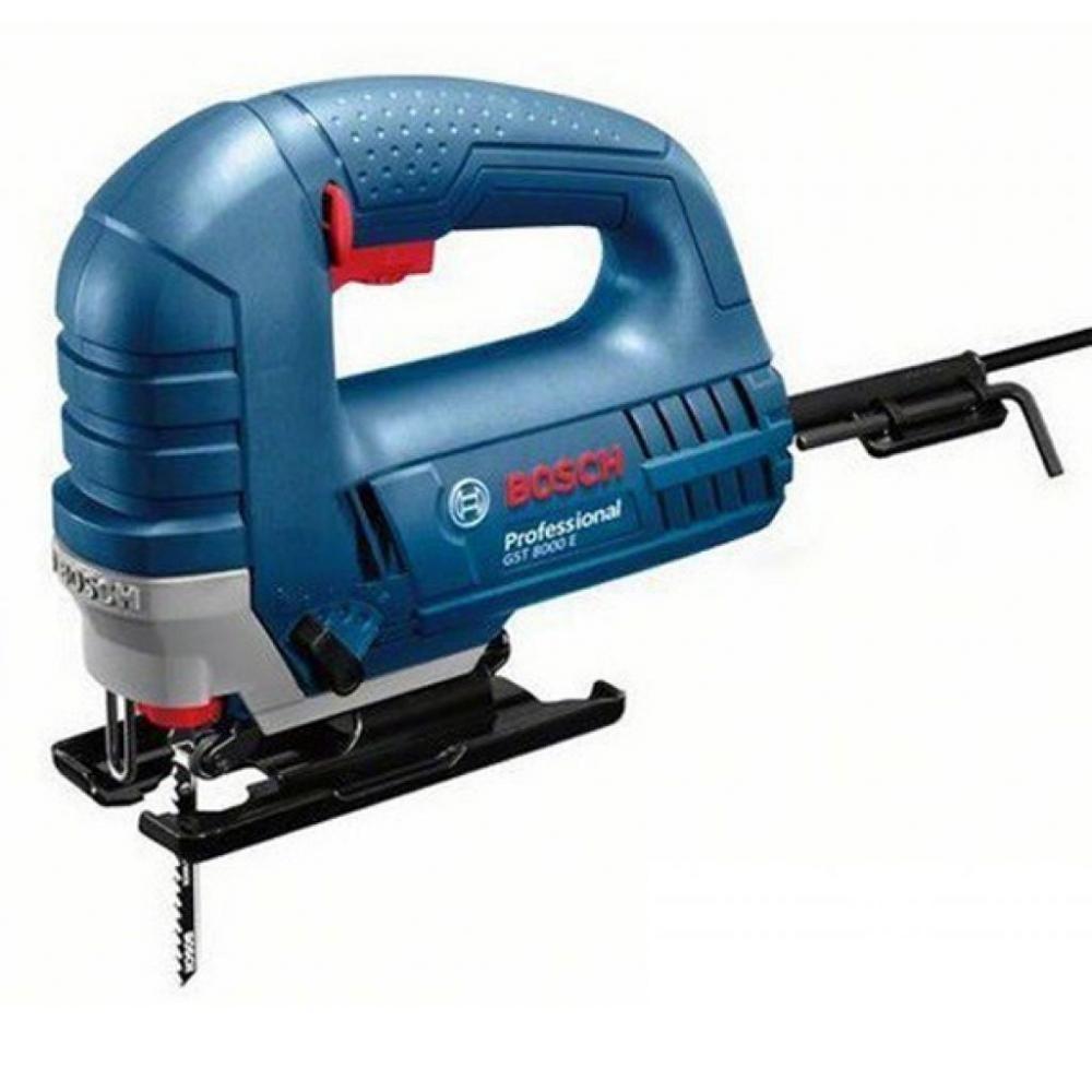Лобзик 710 Вт / 3100 об/мин  Bosch GST 8000 E