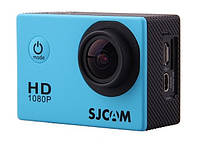 Экшн камера SJCam SJ4000 (синий)