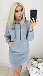 Женское платье-туника,размеры:48,50,52., фото 2