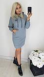 Женское платье-туника,размеры:48,50,52., фото 5
