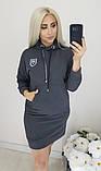 Женское платье-туника,размеры:48,50,52., фото 6