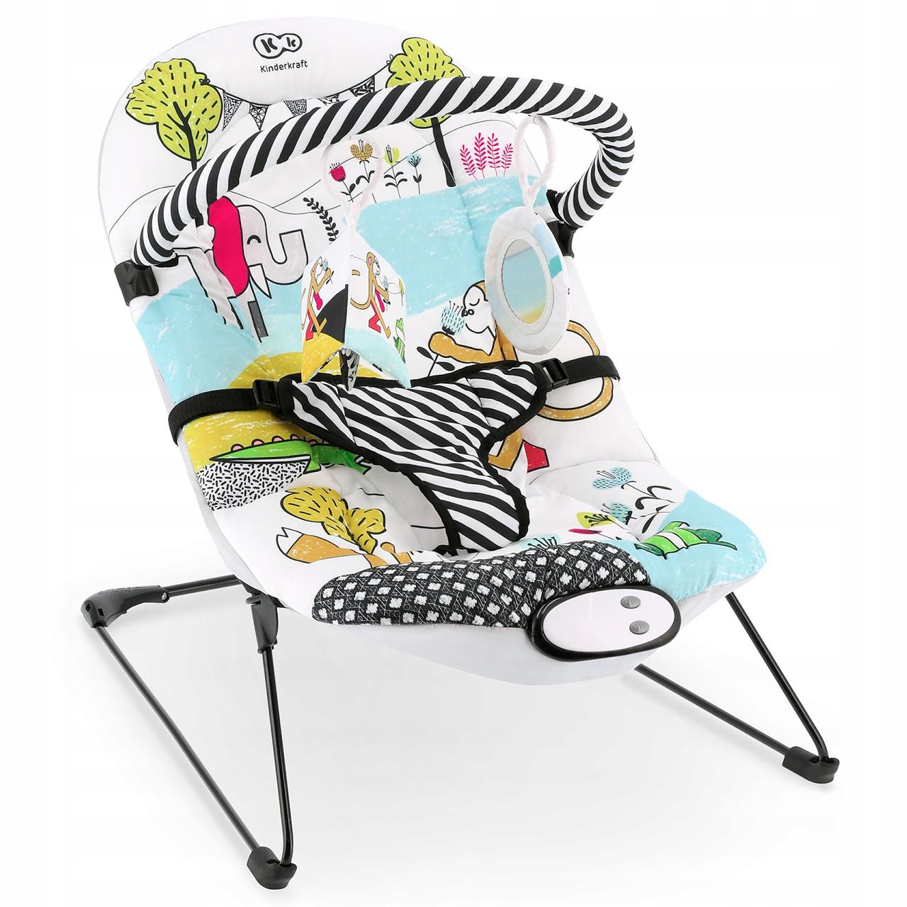 Кресло-качалка KinderKraft Smartfun