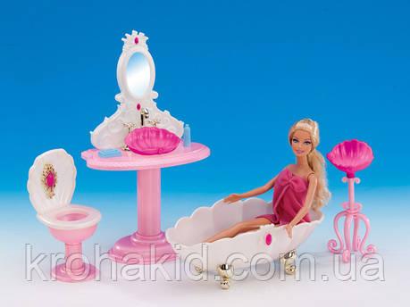 """Мебель для Барби """"Глория"""" Ванная 1213, фото 2"""