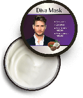 Diva Mask (Дива Маск) - маска для укрепления волос у мужчин, фото 1