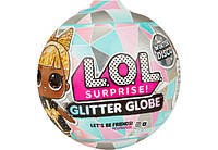Игровой набор с куклой L.O.L. SURPRISE! серии Winter Disco - БЛЕСТЯЩИЙ ШАР, фото 1