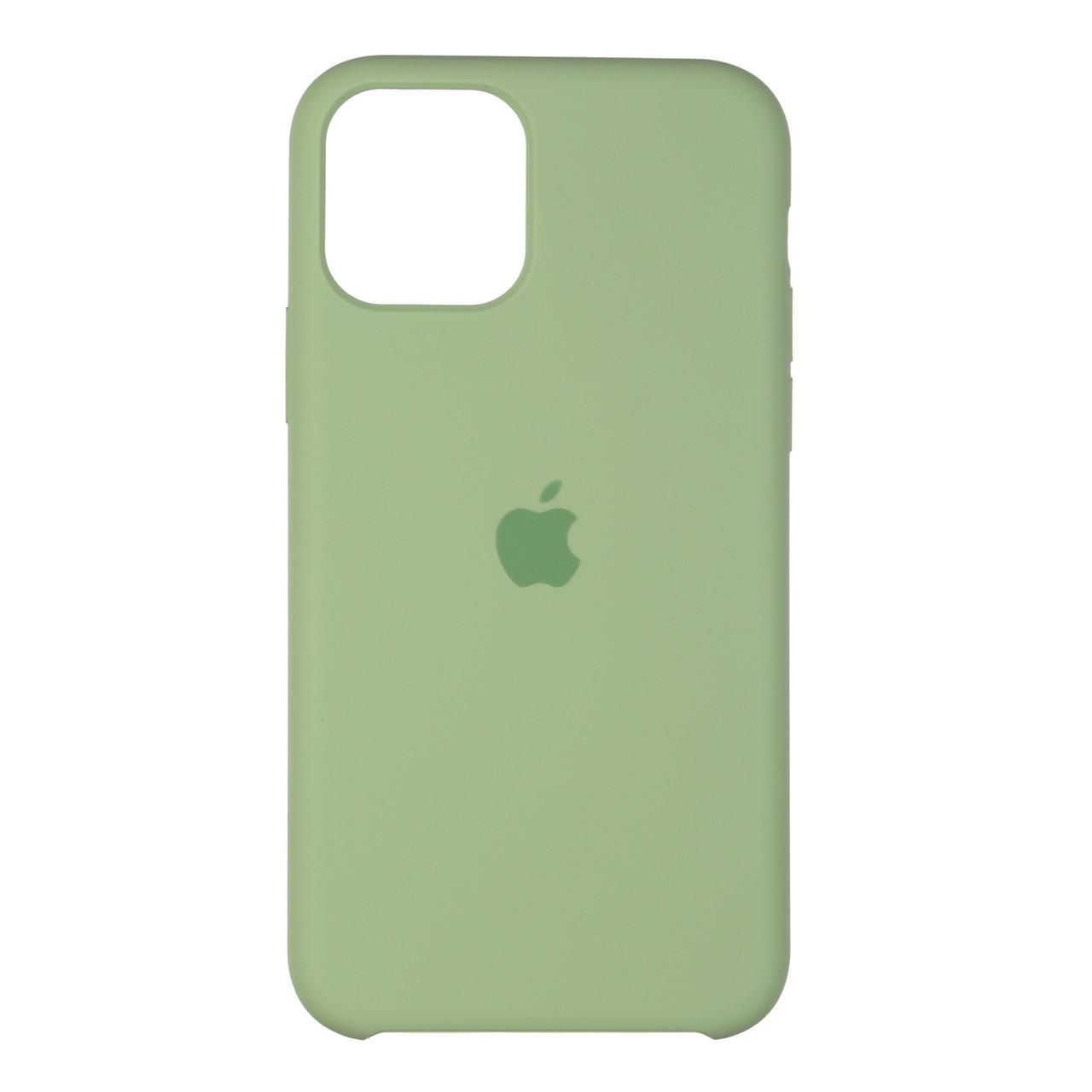 Armor Standart Silicone Case чехол для iPhone 11 Pro - Mint