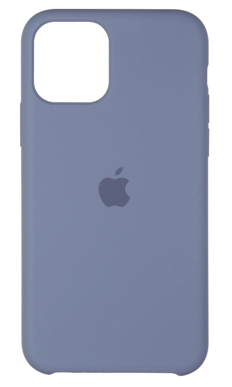 Armor Standart Silicone Case чехол для iPhone 11 - Lavender Grey
