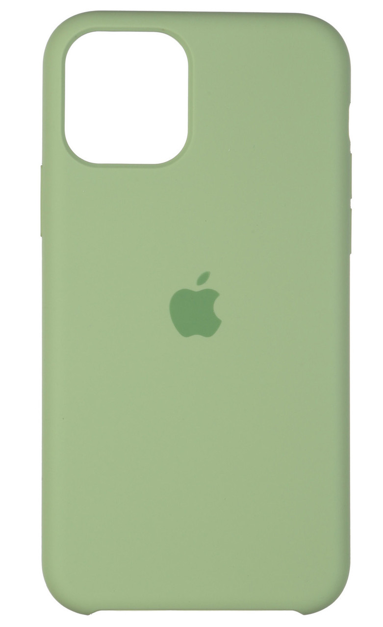 Armor Standart Silicone Case чехол для iPhone 11 - Mint