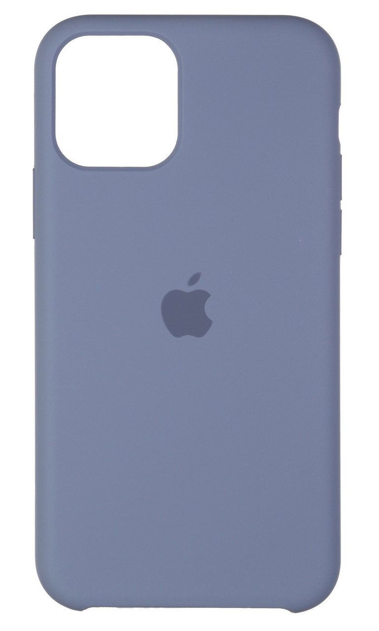 Armor Standart Silicone Case чехол для iPhone 11 Pro - Lavender Grey