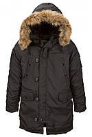 Парка Alpha Industries Altitude XXL Black Alpha-00022-XXL, КОД: 717885