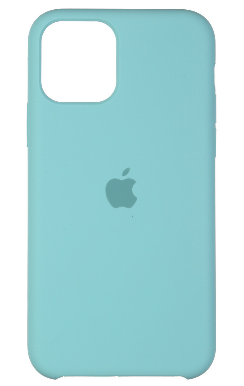 Armor Standart Silicone Case чехол для iPhone 11 Pro Max - Sea Blue