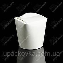 Паста Бокс бумажная FLT 500 мл. БЕЛАЯ 1РЕ