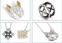 Излучайте радость с помощью серебряных украшений!