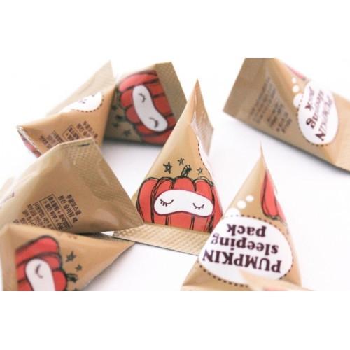 Ночная маска для лица с экстрактом тыквы Too Cool For School Pumpkin Sleeping Pack Mini (миниатюра)