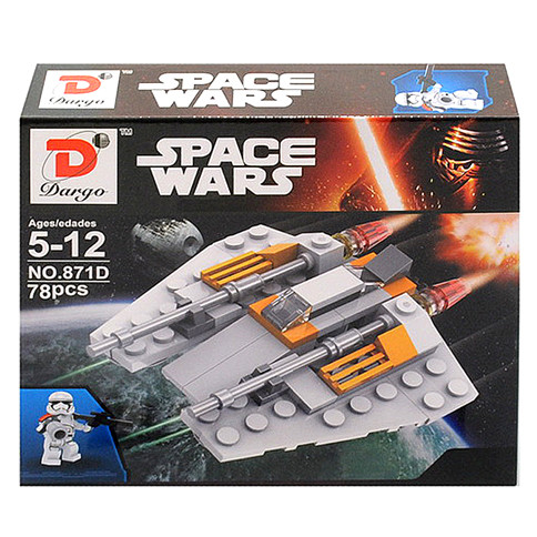 "Конструктор ""STAR WARS"" (коробка)"