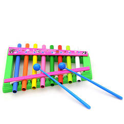 Ксилофон детский игрушечный