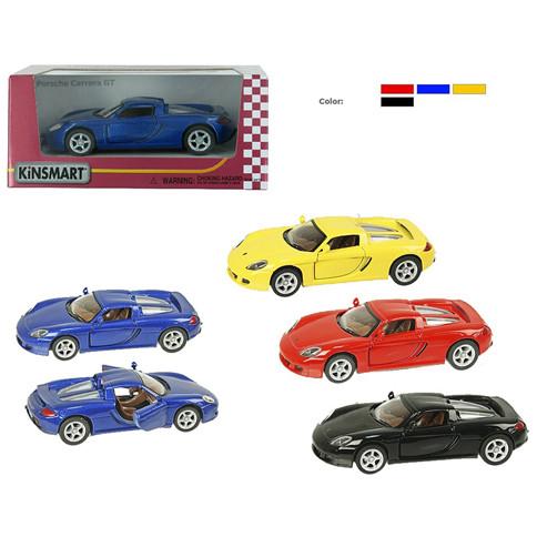 """Машина метал.""""Kinsmart"""" """"Porsche Carrera GT"""""""